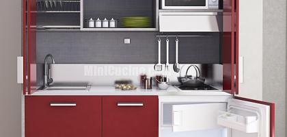 MiniCucine: cucine moderne e soluzioni salvaspazio... anche su misura!